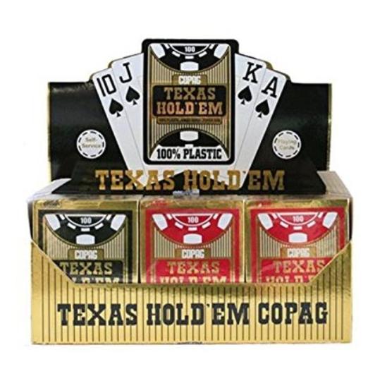 Picture of Карти за играње покер копаг пвц 10000986-0001 104001348