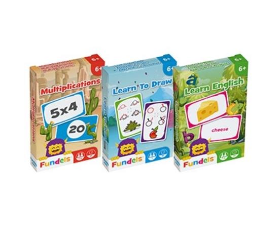 Слика на Детска игра-учење Англиски,цртање ,собирање 1001359-0001-109000002