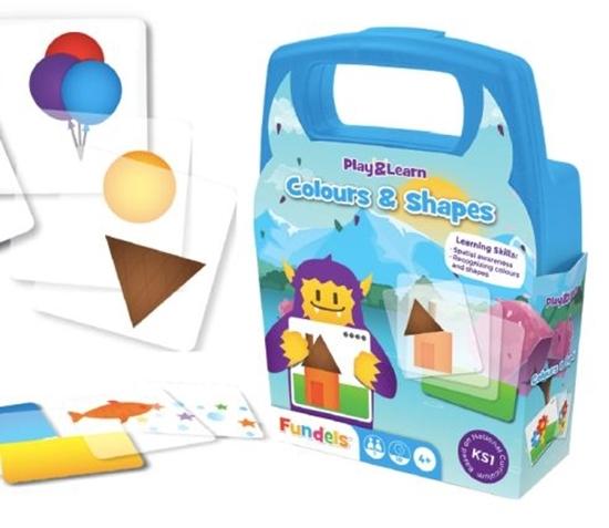 Picture of Детска игра со бои и форми 10001365-0001-109004004