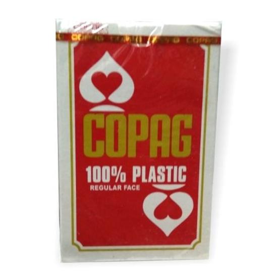 Picture of Карти за играње бриџ црвени  ASW104005125